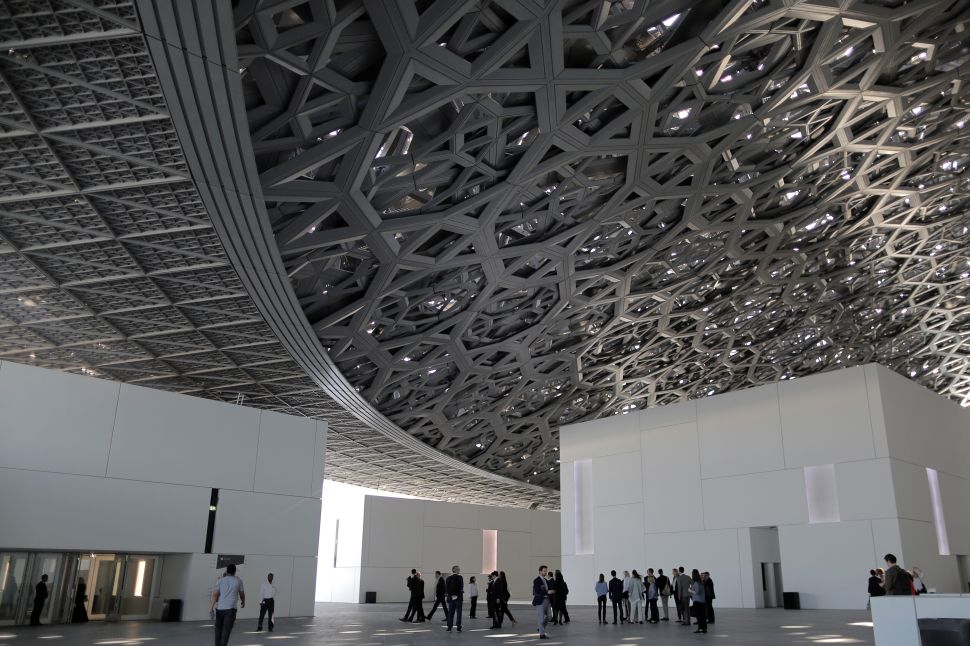 'Art Basel Inside' Abu Dhabi Cancelled Less Than Two Months After Being Announced