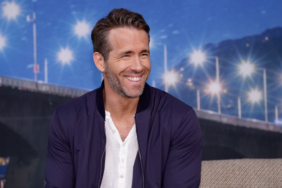 Ryan Reynolds Follows in the Footsteps of Jay-Z, Ashton Kutcher—And Invests in Tech