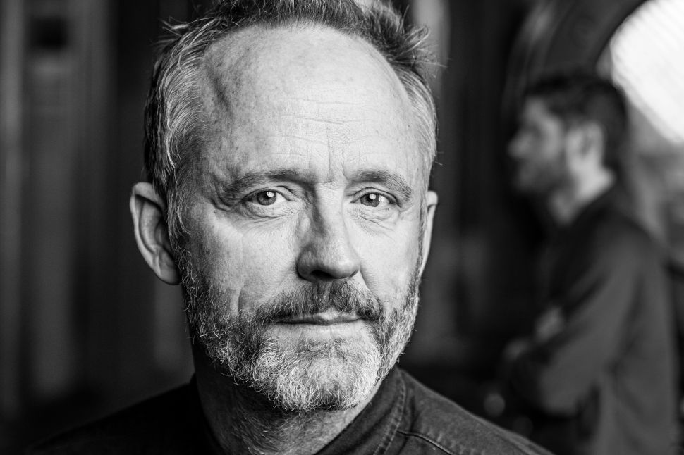 How John Benjamin Hickey Is Finding Time to Direct a Play While Starring in 'The Inheritance'