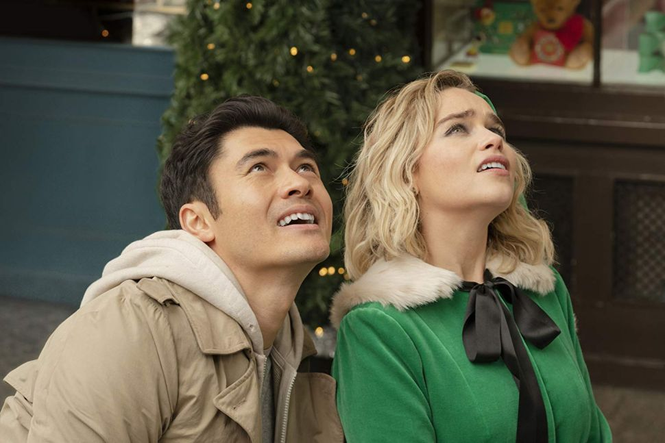 'Last Christmas' Is a Lifeless Holiday Flick Drenched in George Michael Hits