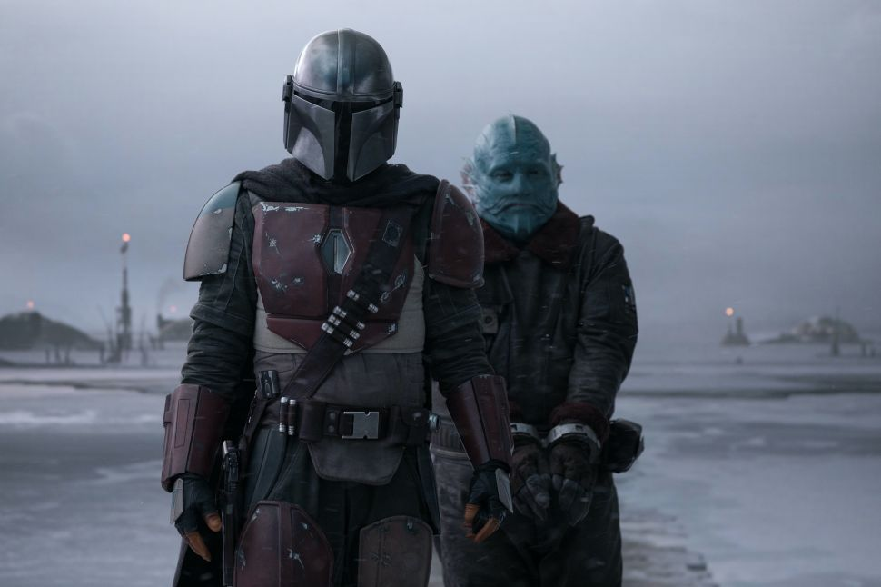 Just How Popular Is 'The Mandalorian' Compared to Other Streaming Hits?