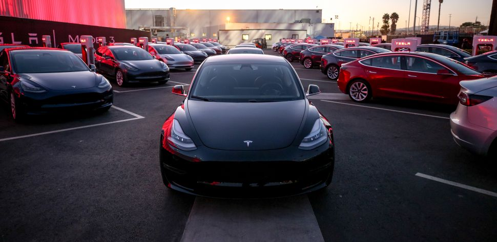Study: Even a Coal-Powered Tesla Is Greener Than a Normal Car