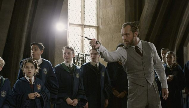 Harry Potter Fantastic Beasts 3 Warner Bros