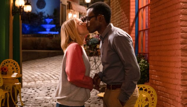 The Good Place time air William Jackson Harper
