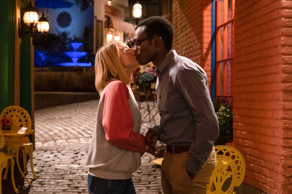 William Jackson Harper Discusses Last Night's Touching 'The Good Place' Episode