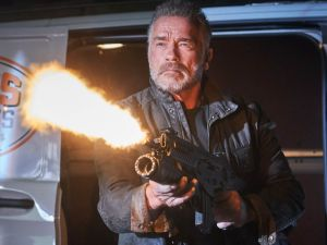 Terminator Dark Fate Box Office Paramount