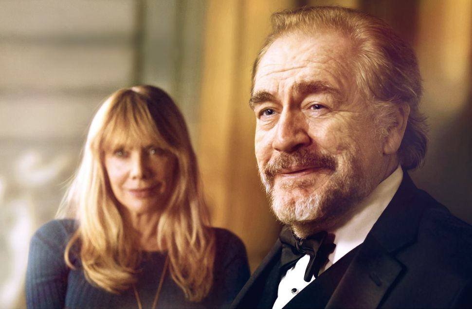 In 'The Etruscan Smile,' Brian Cox Raises Familiar Material Above and Beyond Mediocrity