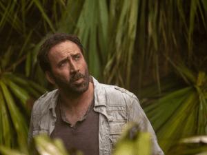 Nicolas Cage in Primal.