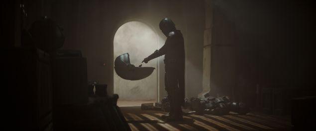 Disney+ The Mandalorian Ratings Netflix Stranger things
