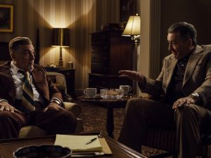 Netflix The Irishman Box Office