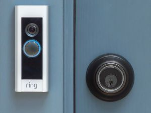 A person's face is permanently documented during any interaction they might have at a home outfitted with a Ring device—whether they like it or not