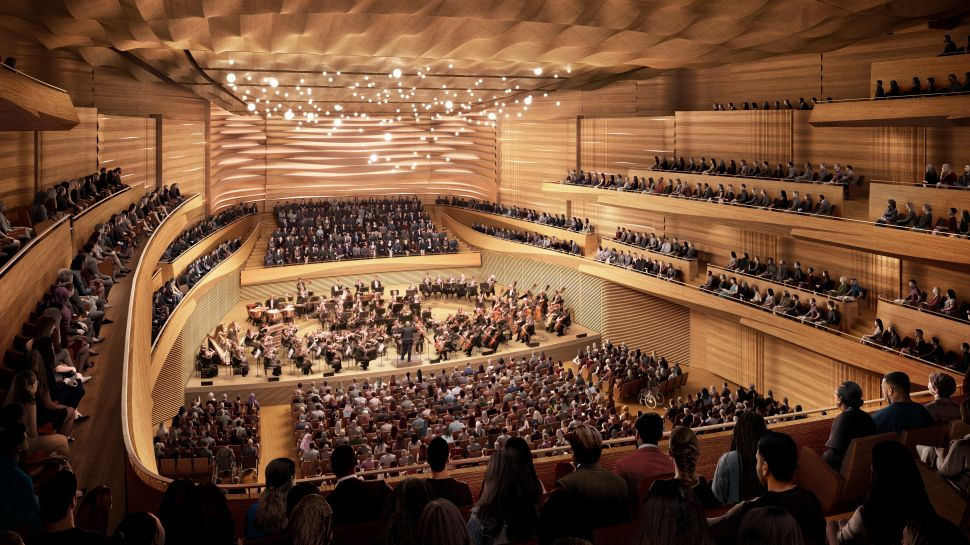 Lincoln Center's $550 Million Renovation of Geffen Hall Should Please Concertgoers