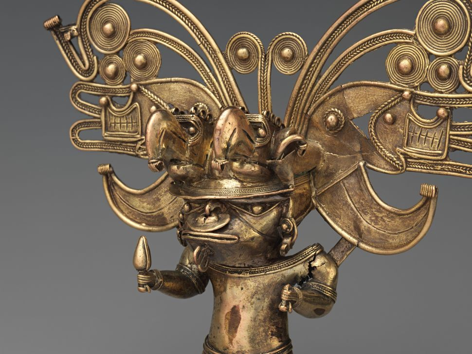 Caribbean Treasures Long Hidden in Caves Go on View in 'Arte del Mar' at the Met