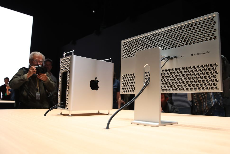 Apple's New Mac Pro Desktop Costs Up to $50,000—More Than a Tesla Cybertruck