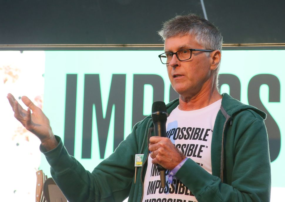 Impossible Foods CEO Receives Award for Fighting Climate Change From UN