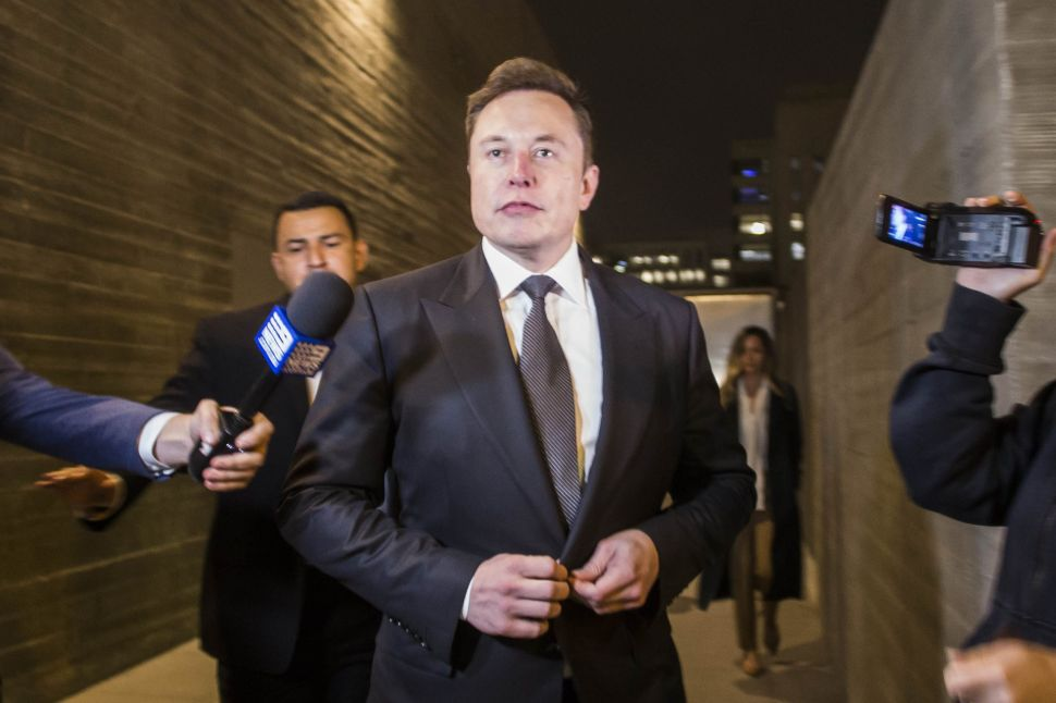Elon Musk Faces Off With British Diver in Court Over 'Pedo Guy' Lawsuit