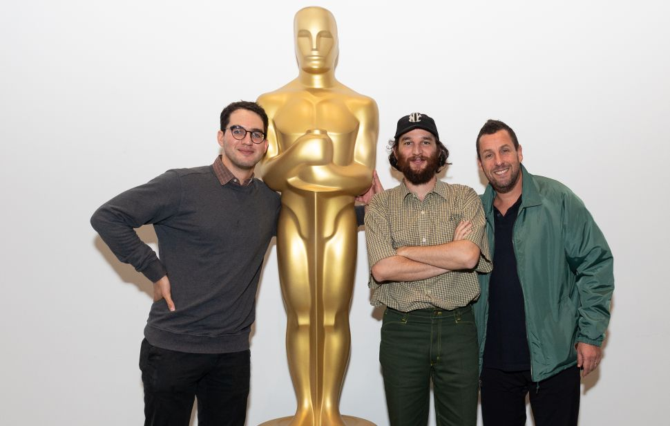 Q&A: The Brother Duo Behind 'Uncut Gems' Talk Adam Sandler & Making Fiction Real