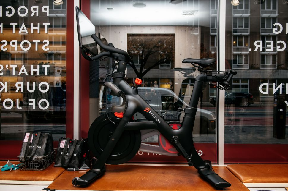 Holiday Ad Not the Only Concern For Peloton's Suffering Stock