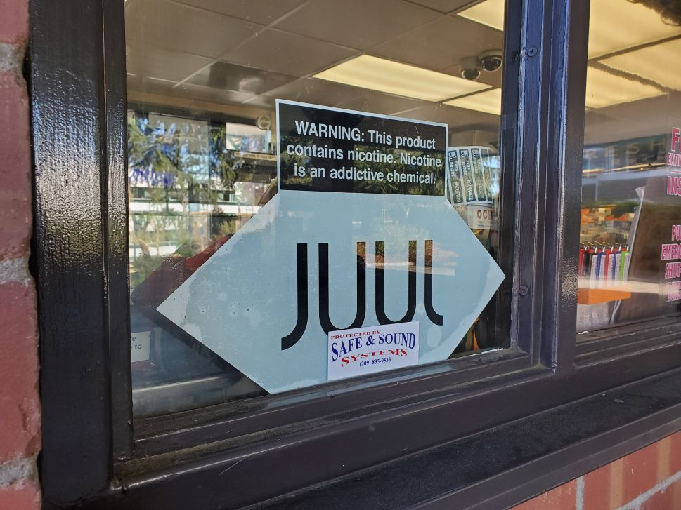 Illinois Sues Juul for Marketing Liquid Nicotine to Teens