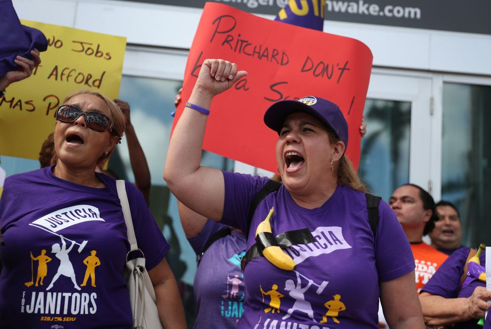 Miami Janitors Are Using Art Basel Excess to Draw Attention to Low Wages