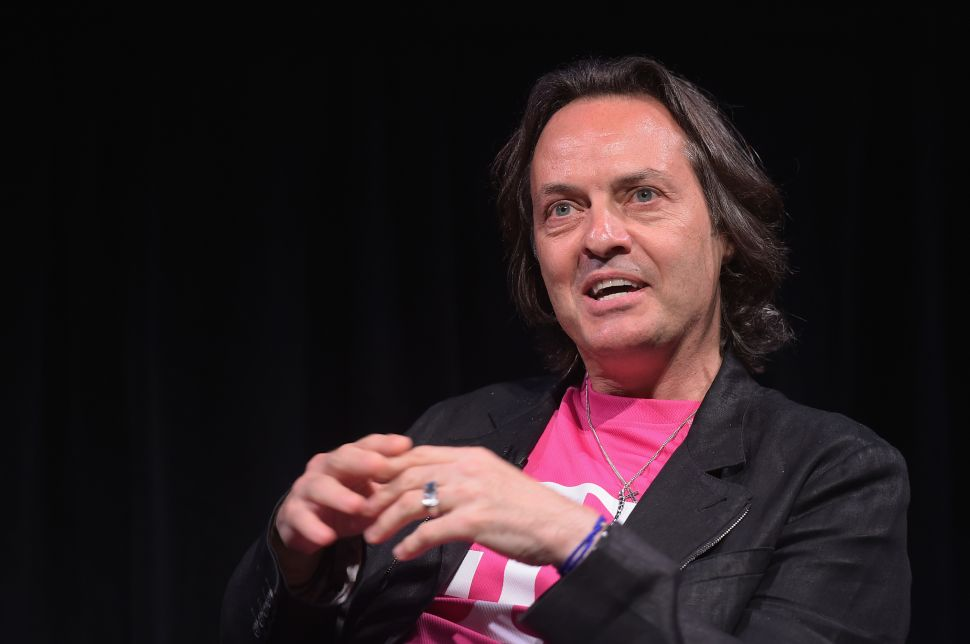 T-Mobile CEO John Legere Sold His Central Park West Penthouse to Giorgio Armani