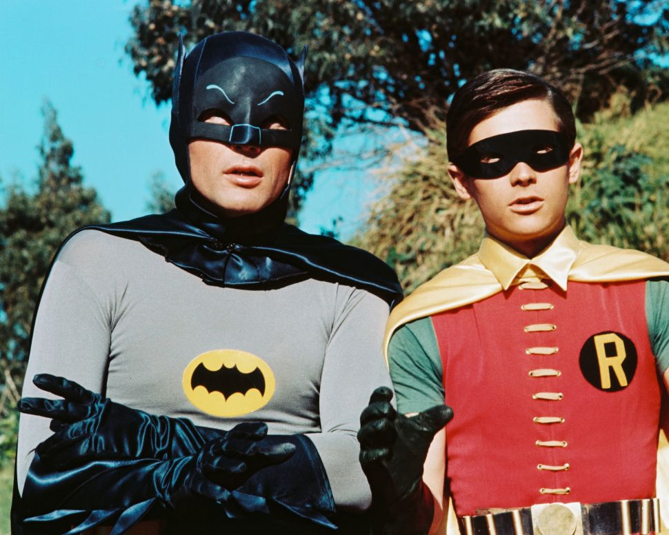 Original Costumes From 1960s Series 'Batman' to Be Sold at Auction
