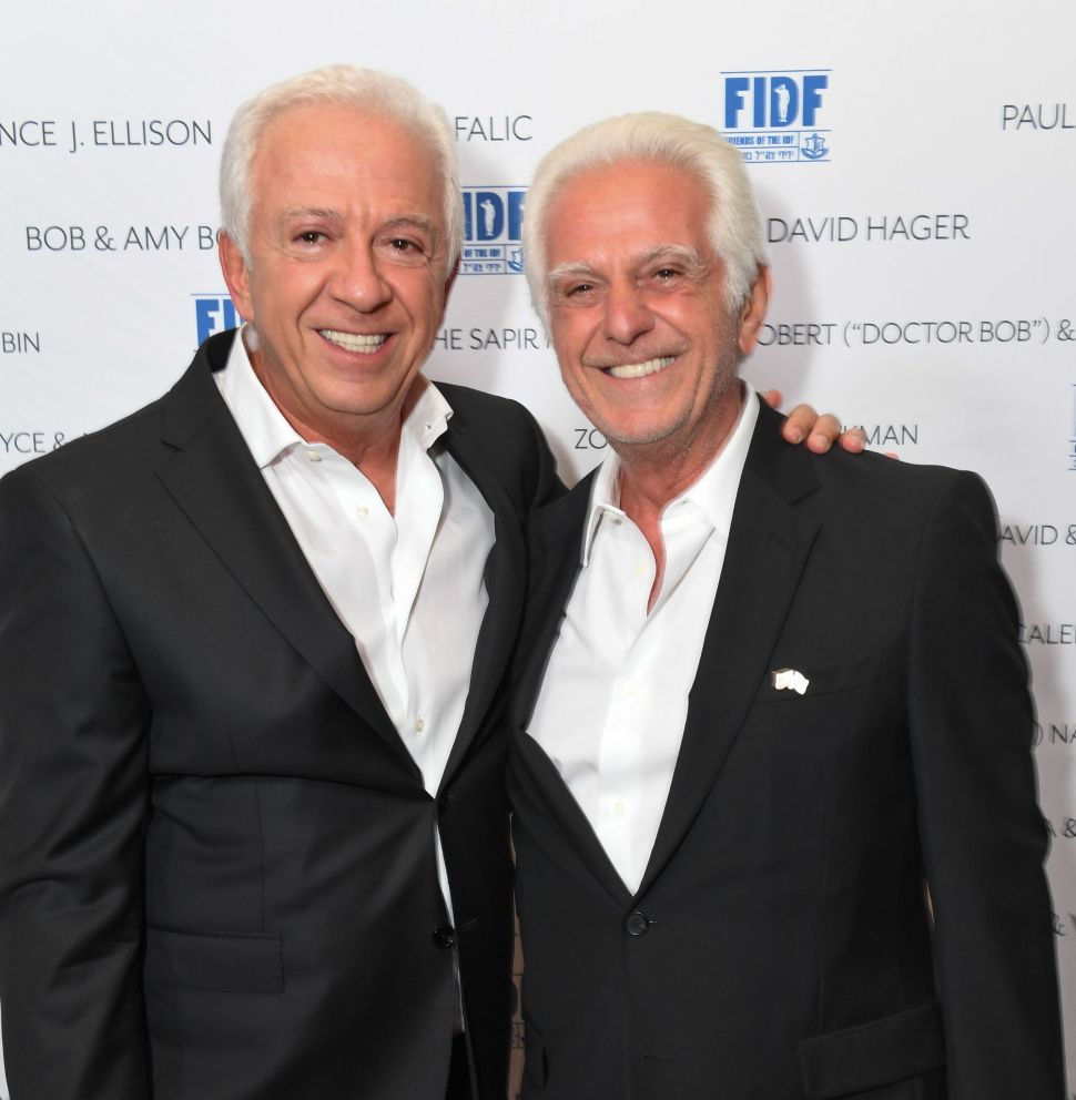 Marciano Brothers Face Lawsuit for Shutting Down Art Foundation