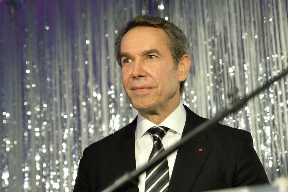 Jeff Koons Ordered to Pay Damages for Plagiarism by French Court