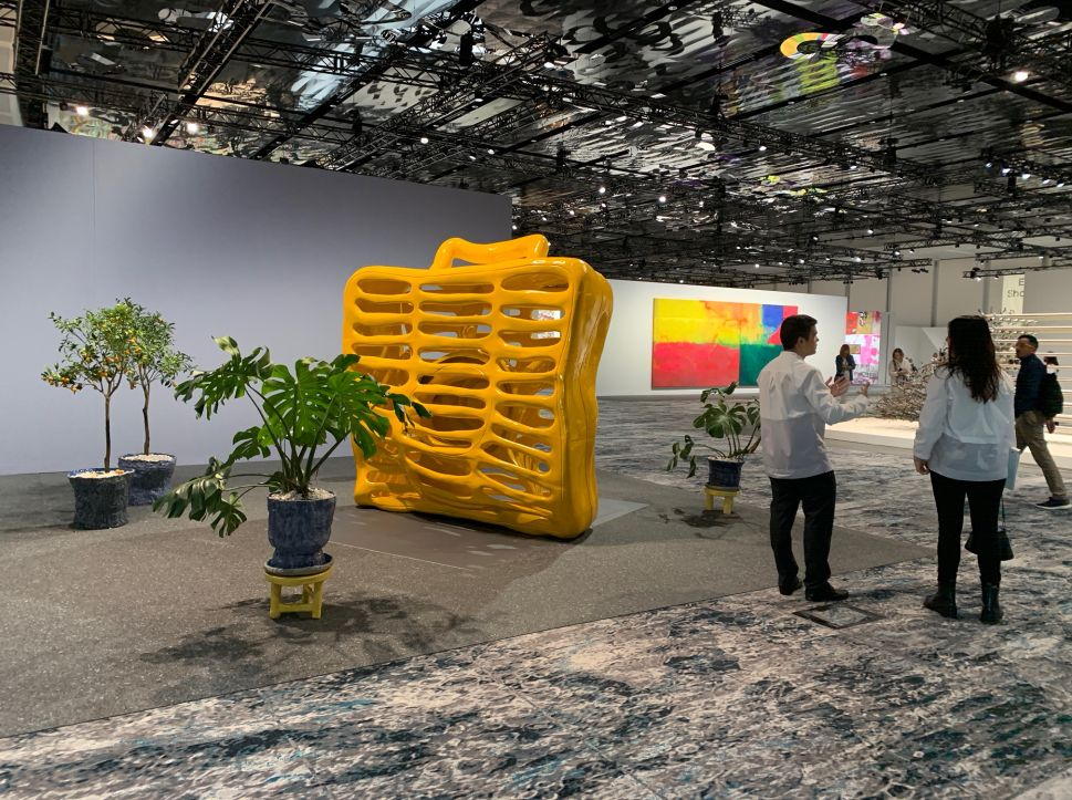 Meridians, Art Basel Miami Beach's Newest Sector, Argues Bigger Is Better