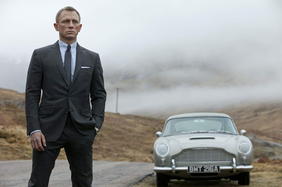 'No Time to Die' and the Legacy of Daniel Craig's James Bond