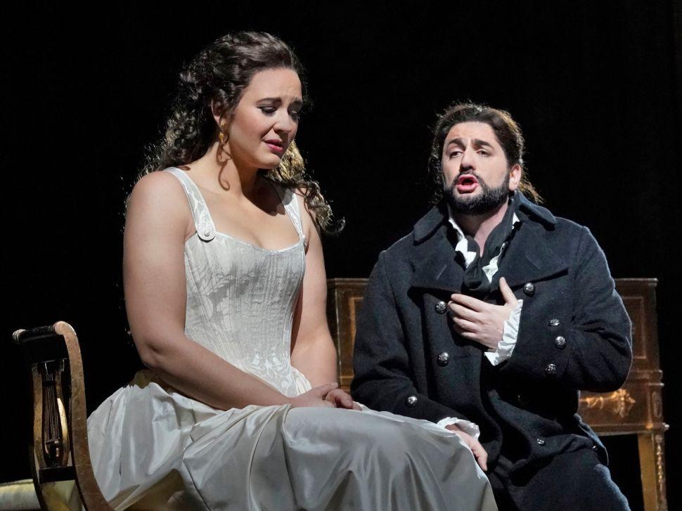 Lise Davidsen's Star Shines Bright in the Met's Gloomy 'Queen of Spades'