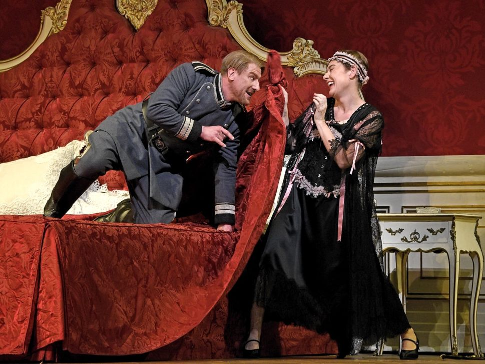 At the Met, the Classic 'Rosenkavalier' Takes on a #MeToo Spin