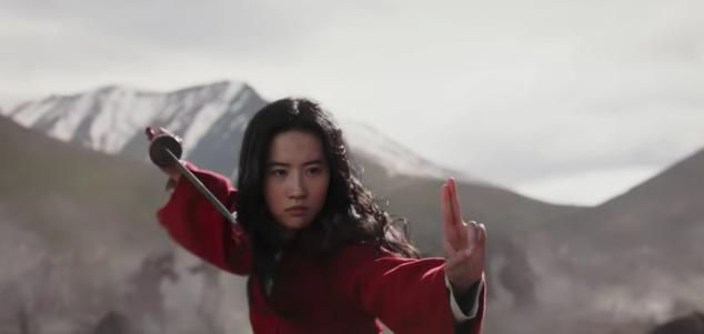 Mulan Boycott Concentration Camps Disney Disney+ Box Office