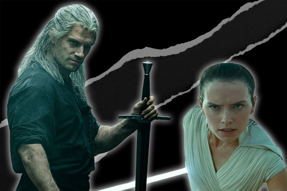 Can 'Star Wars' & 'The Witcher' Both Survive the Same Opening Weekend?