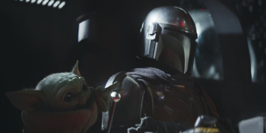 The Mandalorian Creator On Baby Yoda And Star Wars Crossovers Observer