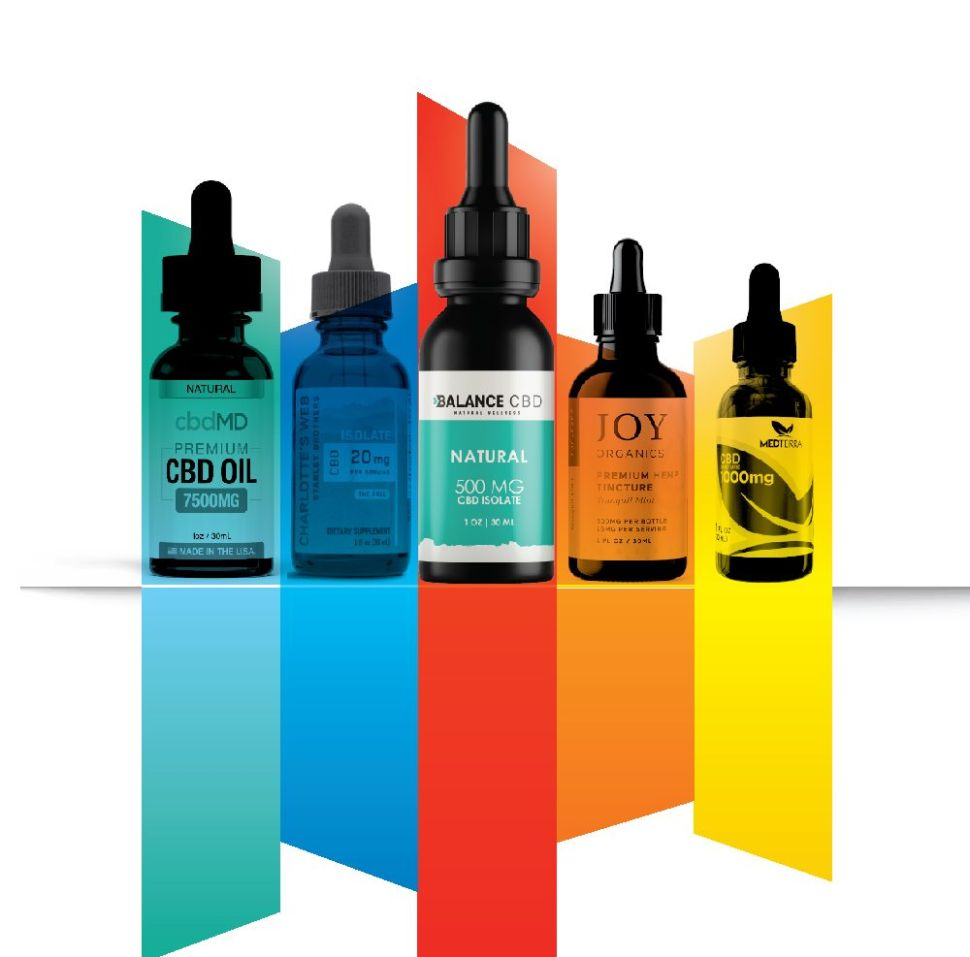 What Is CBD & CBD Oil Benefits? The Ultimate Guide