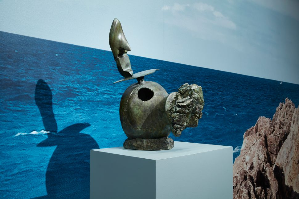 Miró Thought His 'Monster' Sculptures Were His Most Unconventional Works