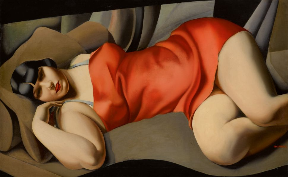 Tamara de Lempicka: Her Art Is Breaking Records, Her Life Is on Its Way to Broadway