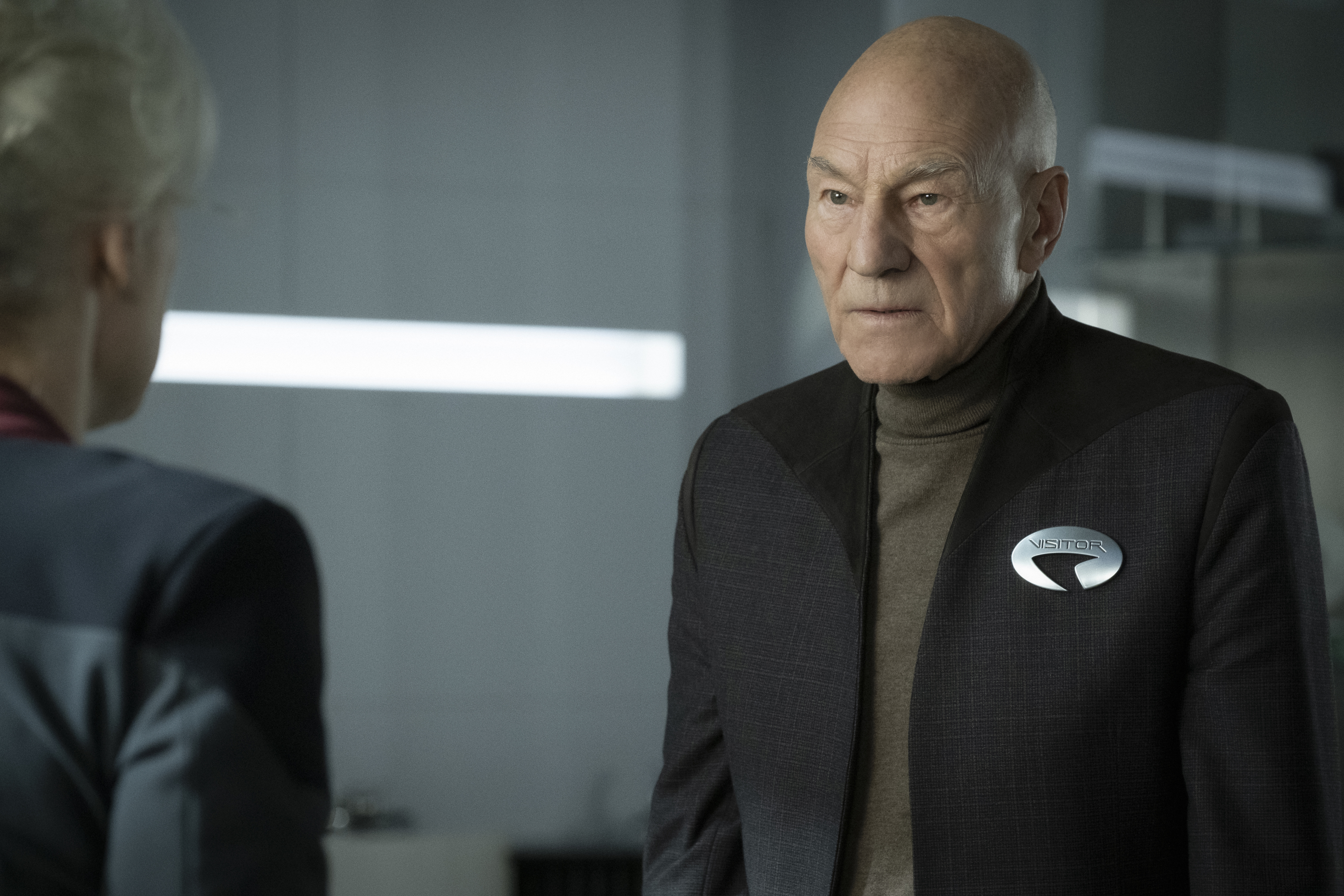 'Star Trek: Picard' Boldly Goes Past Nostalgia and Into Its Hero's Pain