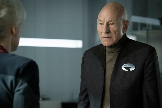 Star TreK: Picard Review