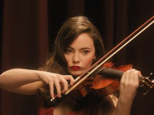 Freya Tingley in The Sonata