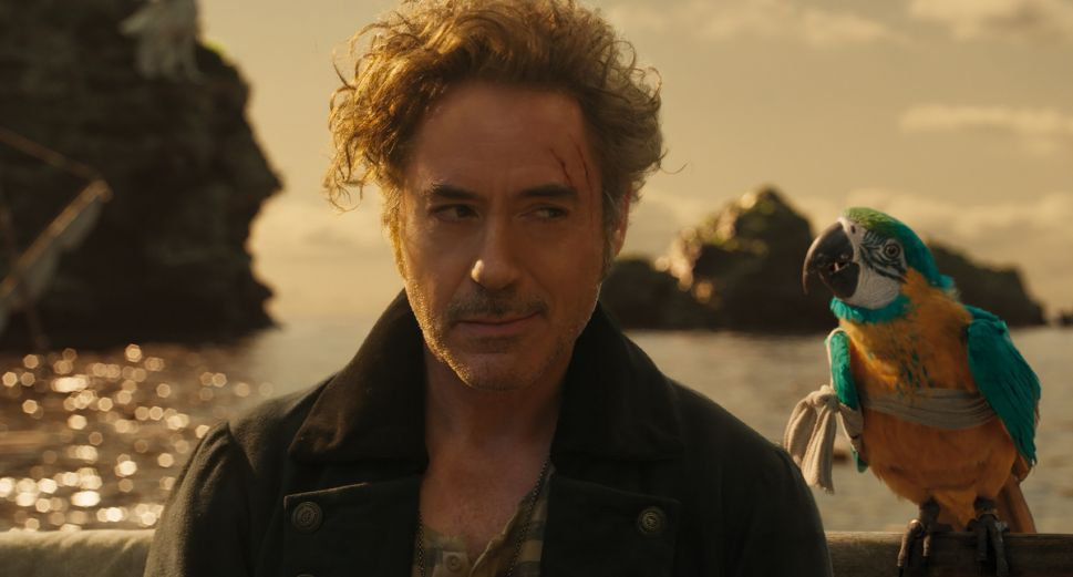 Not Even Robert Downey Jr. Saves 'Dolittle' From Its Own Words