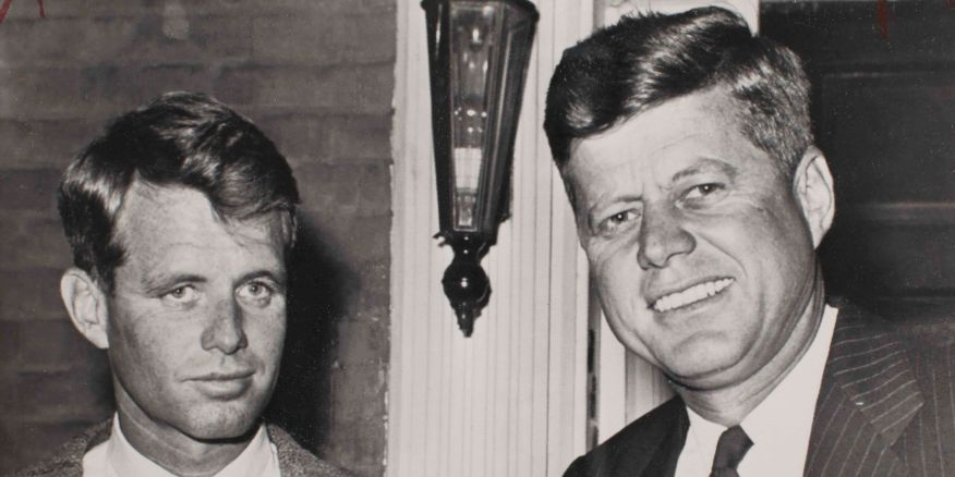Paintings Made by JFK Among a Memorabilia Auction Asking $1.5 Million