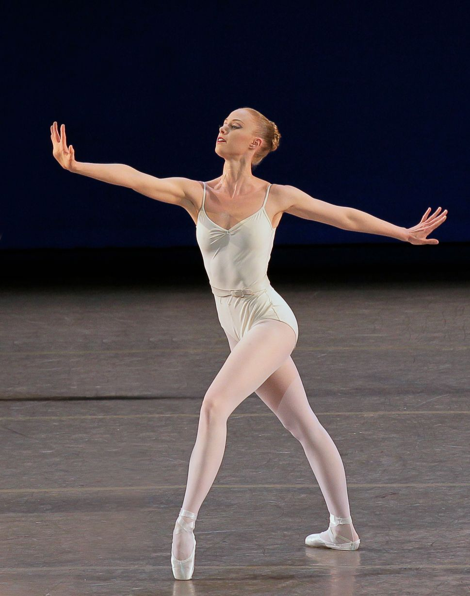 City Ballet Shies Away From Taking Chances on Its Young Stars