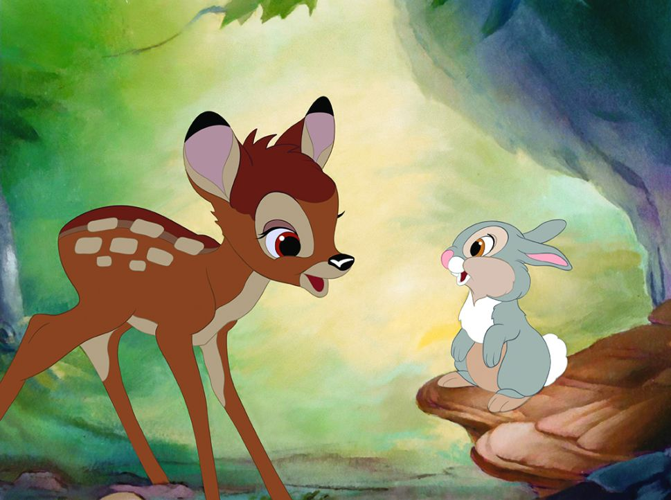 """Disney to Kill Bambi's Mom Again in """"Live Action"""" CGI Remake"""