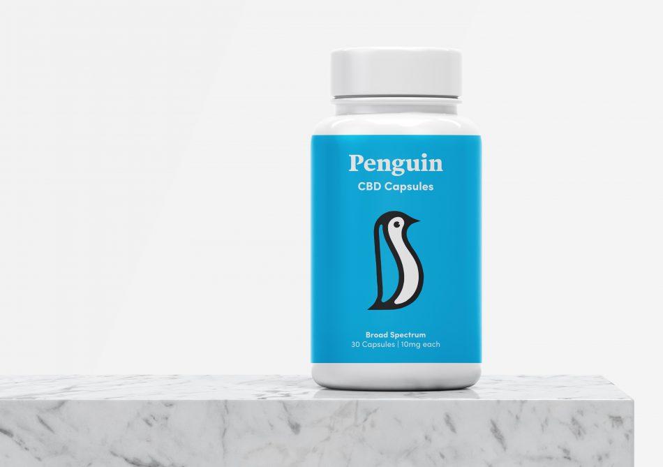 Penguin CBD Capsules