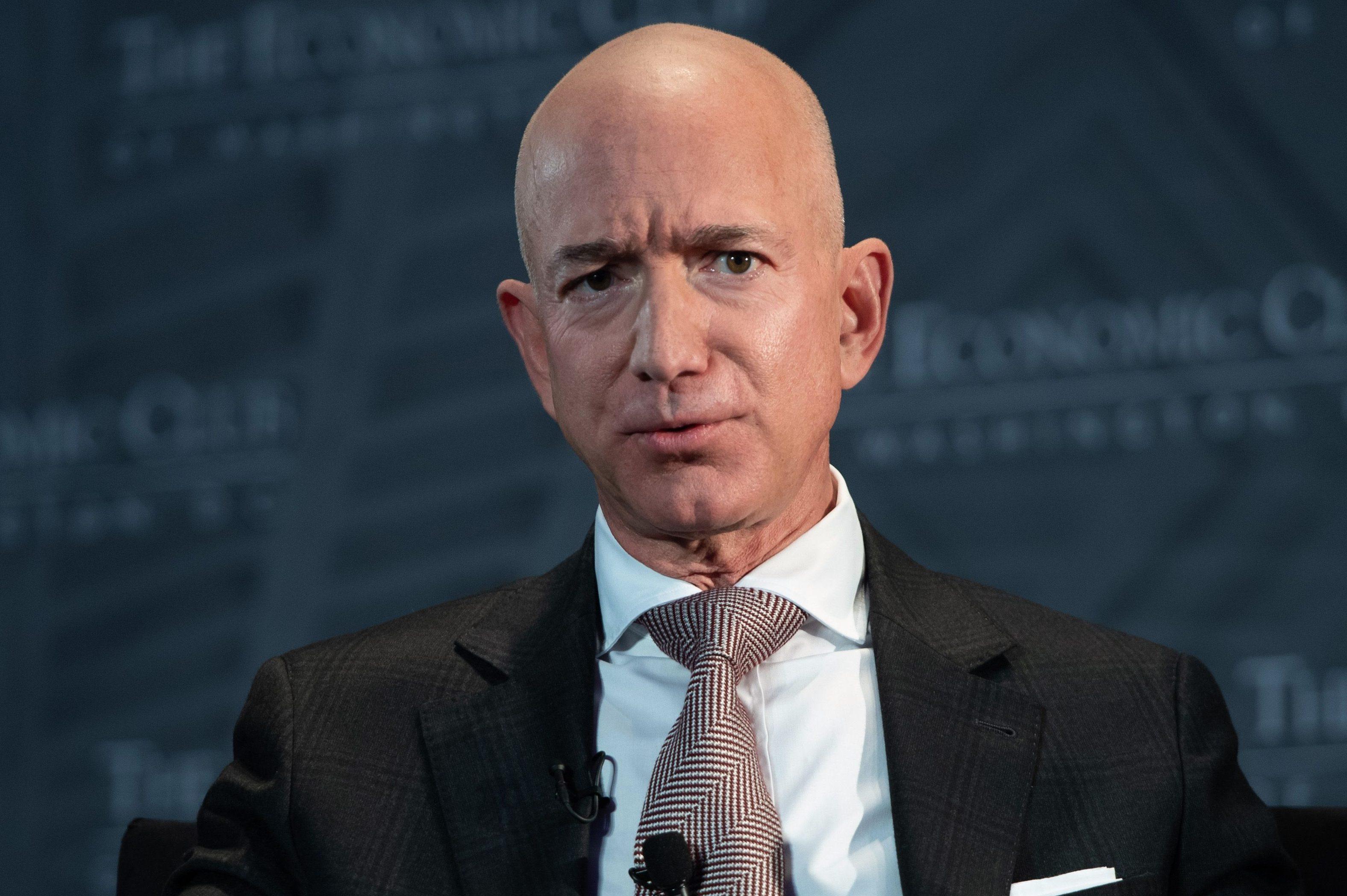 Jeff Bezos Phone Hack Saudi Crown Prince Mbs Alleged Culprit Observer