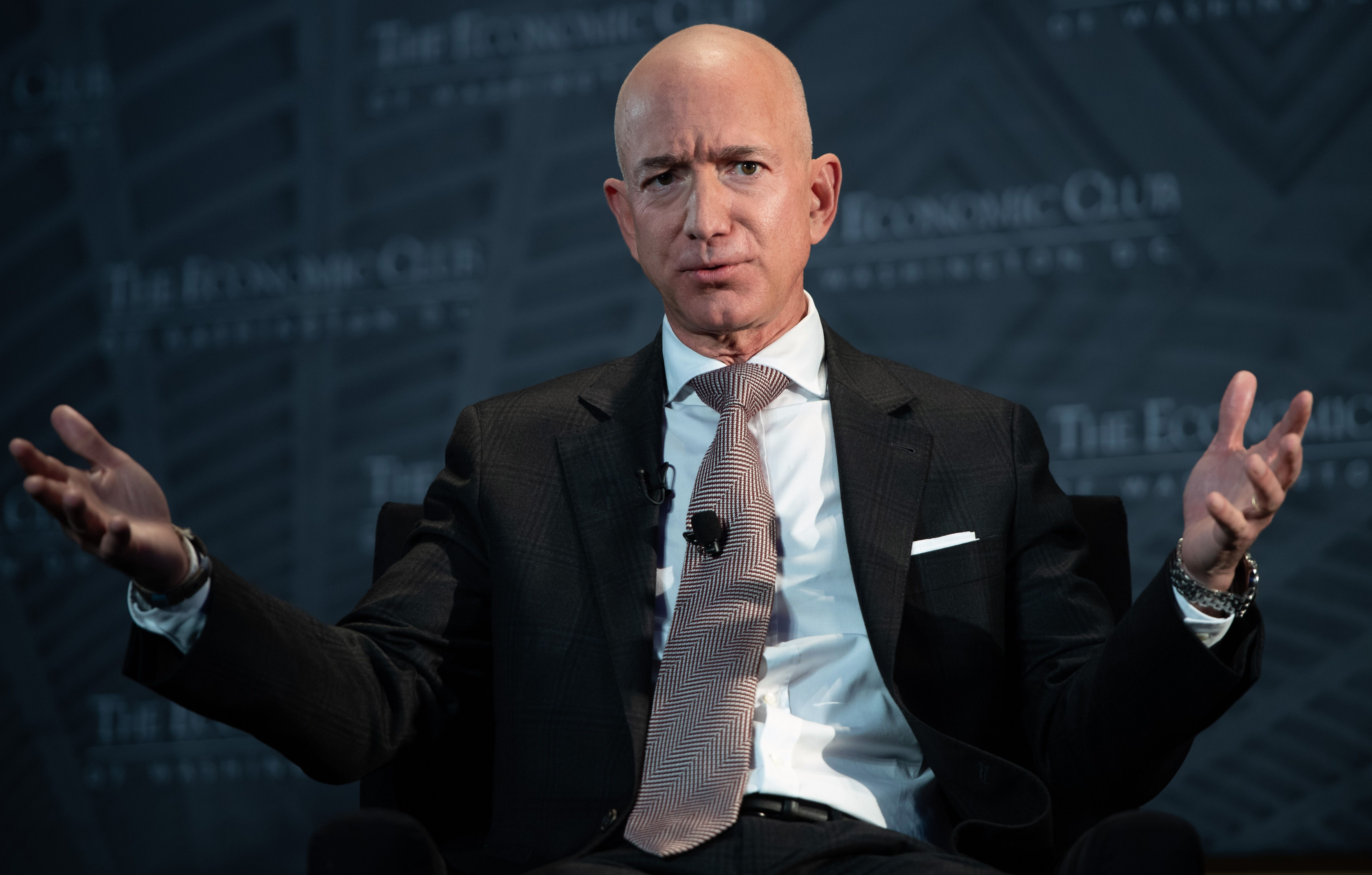 Report: Saudi Crown Prince MBS 'Personally' Hacked Jeff Bezos' Phone Via WhatsApp