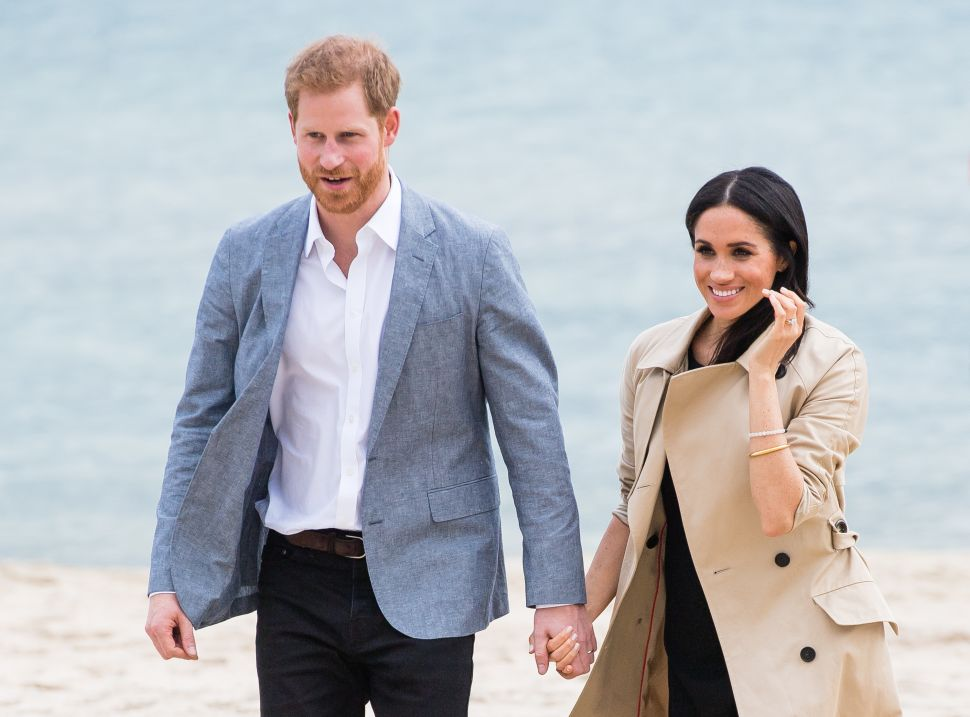 Prince Harry and Meghan Markle Are Already Planning Their Summer Vacation