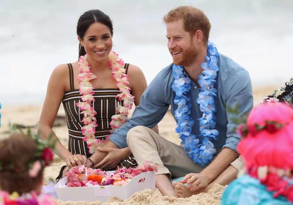 Did Prince Harry and Meghan Leave the Royal Family in Pursuit of Holistic Wealth?